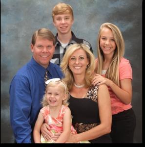 Keith Vevera Family