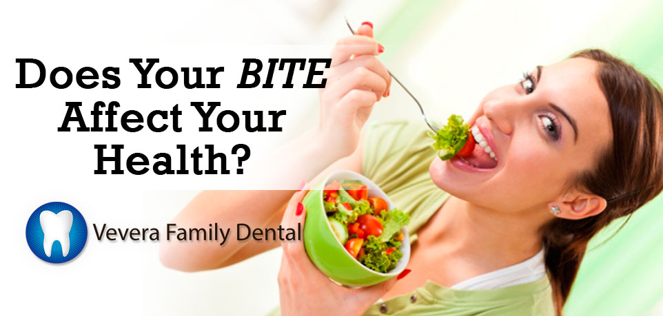Does Your Bite Affect Your Health